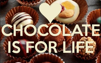 Chocolate in Caregiving