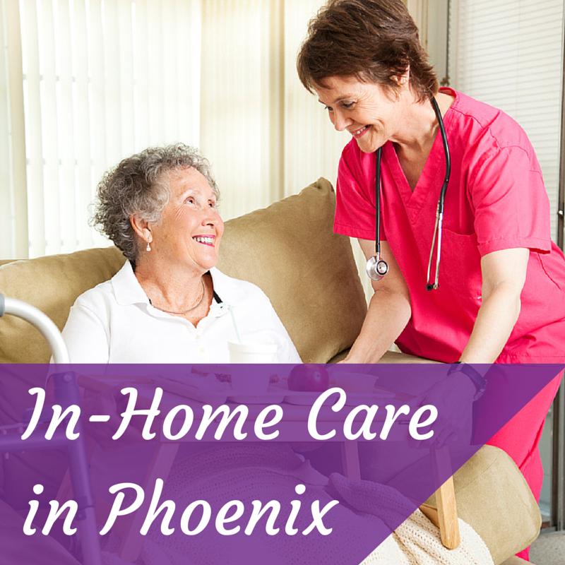 Finding Home Care in Phoenix, AZ - CareGivers