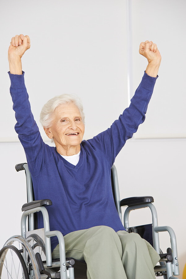 Wheelchair Exercises For Seniors Caregivers