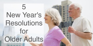 5 New Year's Resolutions for Older Adults